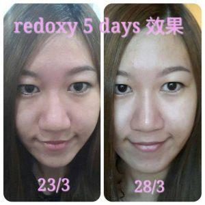 Redoxy Testimony